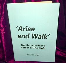 ARISE AND WALK Finbarr Grimoire Black Magick Spells Occult Magick Witchcraft