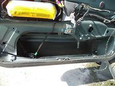 PORSCHE BOXSTER 986 NS PASSENGER SIDE WINDOW MECH MECHANISM AND MOTOR- BLACK FLD