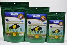 NorthFin Veggie sinking pellets fish food with Organic Kelp, Spirulina, Garlic