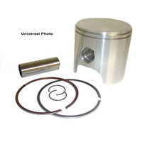 Piston Kit For 2001 Yamaha VX600DX VMAX 600 Deluxe Snowmobile Wiseco 2440M06500