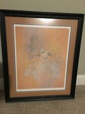Audrey Kawasaki Mizuame Giclee print. First Edition Numbered 2## of 790, Signed.