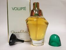 VOLUPTE By OSCAR DE LA RENTA PERFUME FOR WOMEN 1.0 OZ  30 ml NEW IN BOX
