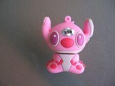 pendrive 8gb Leroy Stitch rosa 3d USB Pen drive 8 gb memoria muñeco dibujos pink