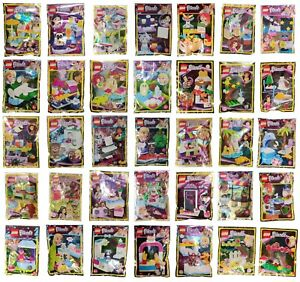 Original LEGO Friends Limited Edition polybag minifigure set - Pick yours!