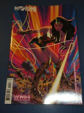 Future State Wonder Woman #1 Hughes Variant Nm Gem Wow Hot
