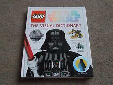 Lego-Star Wars-el libro de diccionario visual.