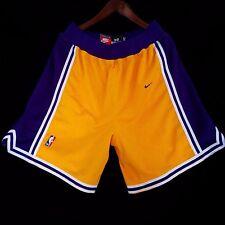 100% Authentic Lakers Nike Jersey Shorts Size 38 L XL - kobe bryant