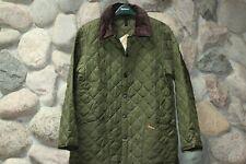 Barbour Heritage Liddesdale Quilt Jacket Coat Olive Green MQU0001OL91 NWT New