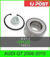 Fits AUDI Q7 2006-2015 - Wheel Bearing (51X96X50) Kit