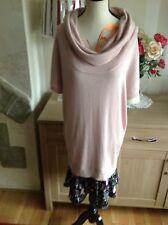 Miss Sixty Killah Collection Delaila Dress Angora Mix Black Frills  Size-M New