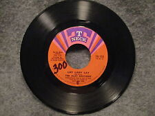 "45 RPM 7"" Record The Isly Brothers Vacuum Cleaner & Lay Lady Lay T Neck TN 933"