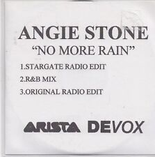 Angie Stone-No More Rain promo cd single