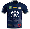 North Queensland Cowboys Anzac/Defence Jersey Size Small NRL ISC SALE 17