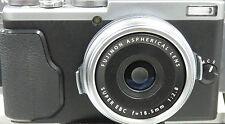 Fujifilm Fuji X70 16.3MP Full HD 1080p Wi-Fi Camera Silver iPhone Android APS-C