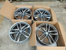 """Good used OEM Factory 20"""" Inch Audi S7 Alloy Spoke Wheels A4 A6 A8 S4"""