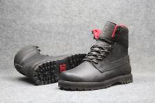DC Shoes Mens Shoes Uncas Lace-Up Boots