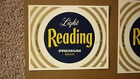 OLD USA AMERICAN BEER LABEL, READING BREWING Co PENNSYLVANIA, LIGHT BEER 12 Oz 1