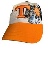 Tennessee Volunteers Vols Orange Youth Adjustable Captivating Headgear Hat Cap