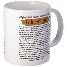 11oz mug Gilmore Girls Life Lessons