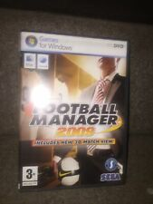 Fußball Manager 2009 PC/Mac Sports Interactive PC DVD