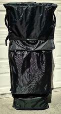 Extra Large Equipment Wheeled Tower Bag Sport DJ Mutli-Use Black 62 x 23 x14-1/2