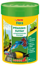 Sera flora 100 ml 22g alimento vegetal