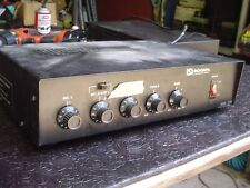 Bogen C 35 B Pa Amplifier Small Footprint Big Sound