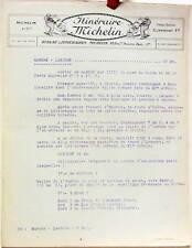 1925   ITINERAIRE MICHELIN   MARCHE LAROCHE     CARTE BIBENDUM