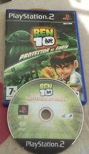 BEN 10 PROTECTOR OF EARTH  - GAME FOR PLAYSTATION 2