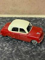 LESNEY MATCHBOX No.22A VAUXHALL CRESTA RED WITH CREAM ROOF