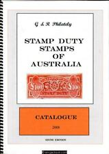 G & R Philately. Stamp Duty Stamps of Australia