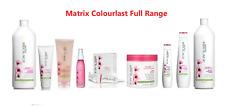 Matrix Biolage ColorLast Shampoo, Conditioner & Treatments. Full Range Stocked