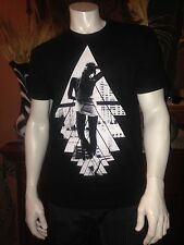 New~sz~M~RIOT SOCIETY~Sexy Girl~Mens T-Shirt~Black color 100% Cotton