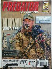 Predator Xtreme Feb 2016 Howl Like A Pro Swedish Wolf Hunting FREE SHIPPING sb
