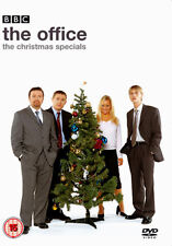 DVD:THE OFFICE - SPECIALS - NEW Region 2 UK