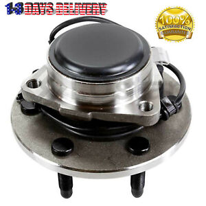 Front Wheel Hub & Bearing Assembly w/ABS Fits 2003-2009 Chevrolet Express 1500
