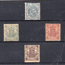 España Valores Fiscal Postal del año 1898-901 (DU-341)