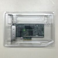 Dell TMGR6 Broadcom BCM5719 Quad Port RJ45 1GbE PCIe x4 Low Profile Network Card