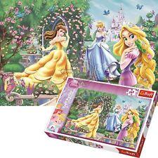 Trefl Disney 260 Piece Jigsaw Puzzle pour Enfants PRINCESSE une promenade Avant le bal