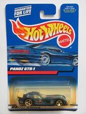 HOT WHEELS 2000  PANOZ GTR-1  GREEN #169
