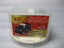 LEXUS SC430 TEST CAR Pull Back Car Collection SUPER GT NIB