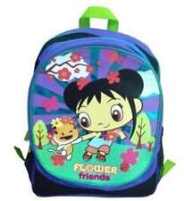 "Ni Hao Kai-Lan Backpack; Purple Large 16"" School Bag Travel Back Pack Officia..."