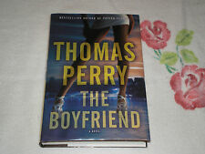 The Boyfriend by Thomas Perry        **Signed**