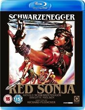 RED SONJA NEW REGION B BLU-RAY