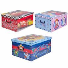 Cajas de almacenaje Disney de cartón para el hogar