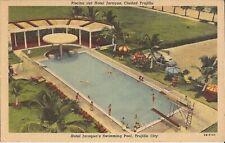 Trujillo City, DOMINICAN REPUBLIC - Hotel Jaragua, Swimming Pool - Santo Domingo