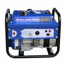 Green-Power America 1500W Portable Gas Powered Generator w/ Recoil Start