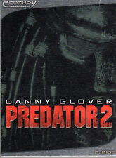 Predator 2 , 2 Discs Century3 Cinedition, 100% uncut , new and sealed