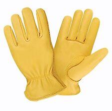 Cordova Safety Products 90004 Premium Grain Deerskin Driver Gloves, X-Large