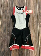 Castelli Free Tri ITU Suit Women's Small New with Tags